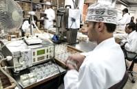 Operaio a Muscat