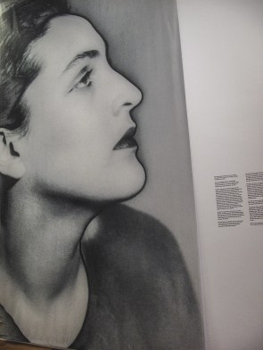 Gigantografia di Meret Oppenheim