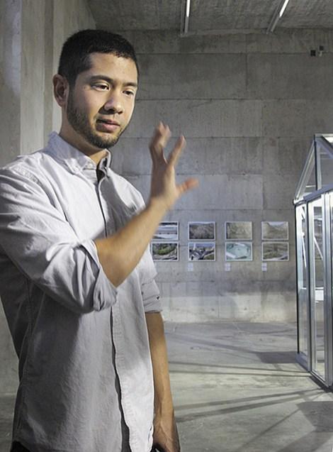 Michael Wang, Extinct in the wild