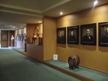 Museo Branca, galleria dei ritratti di famiglia