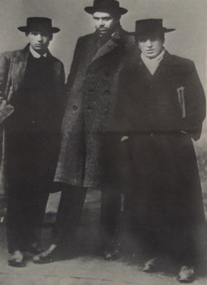 Giorgio Morandi, Osvaldo Licini e Giacomo Vespignani