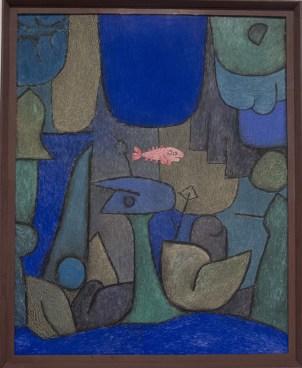 Paul Klee, Unterwasser Garten, 1939