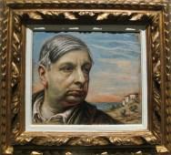 Giorgio De Chirico, Autoritratto, 1940-45