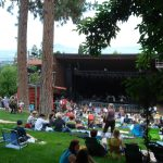 Britt lawn filling up for Franti concert