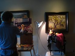 Gabriel's still life coming to life