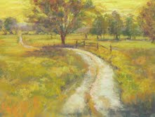 Image of Painting: Off Old Stage Road, by Peter Coons