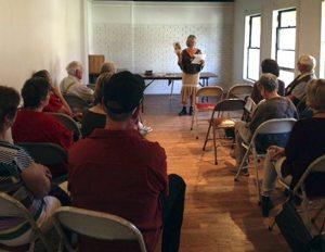 Art Presence Authors Read! @ Art Presence Art Center | Jacksonville | Oregon | United States