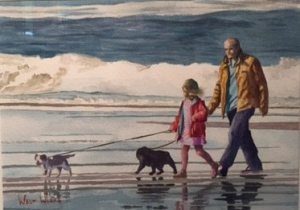 Oil Paintings by Walt Wirfs @ Naverson Rm at the Jville Public Library | Jacksonville | Oregon | United States