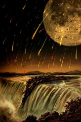 Moon River, image by Nancy Bardos
