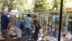 Flowers of Hope Panels on Display! @ Art Presence Art Center   Saint Charles   Missouri   United States