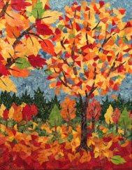 Arboreal Symphony, by Linda Dunn