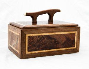 New Beginnings: Keepsake Box by Bruce Millbank