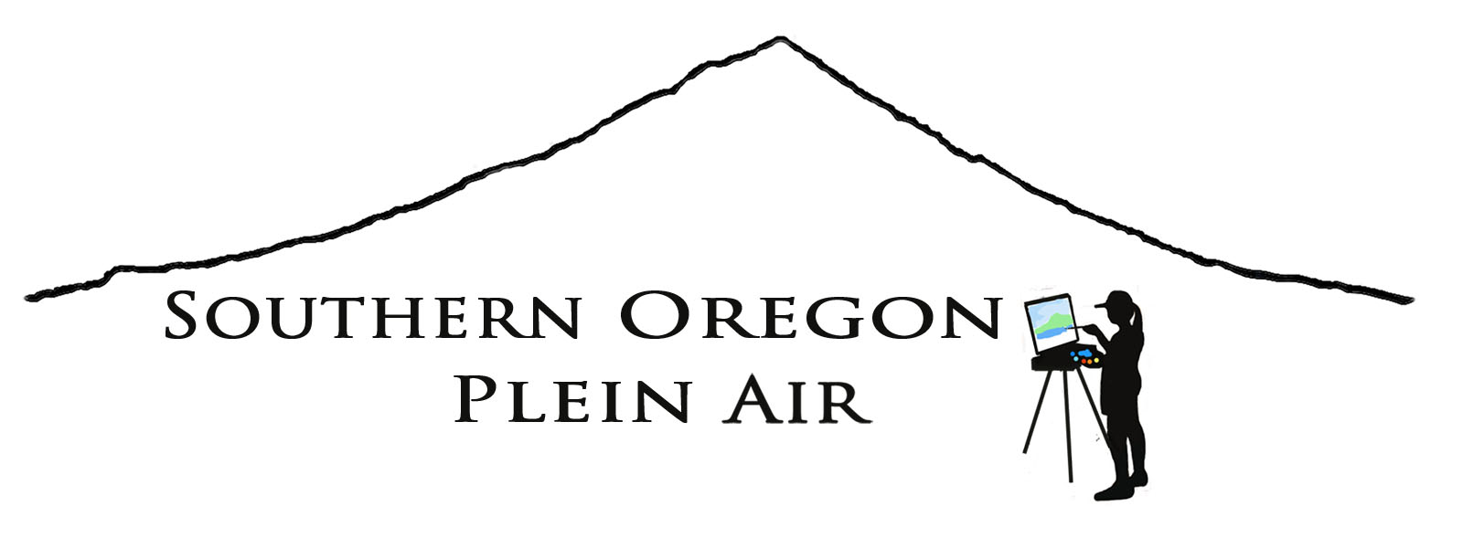Southern Oregon Plein Air 2018 logo