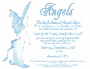 Angels Show 2018 @ Art Presence Art Center   Jacksonville   Oregon   United States