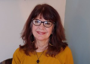 Peggy Dover author reading May 10, 2019