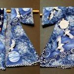 Blue Kimono by Diana Rasmussen