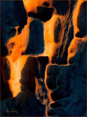 Hellfire, image by Vivian McAleavey