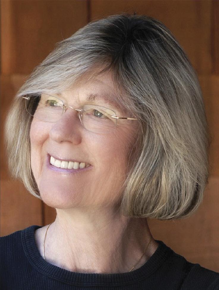 Art Presence Art Center founder and director, Anne Brooke