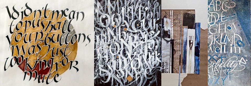 July Guest Exhibit and Reception: Calligraphy