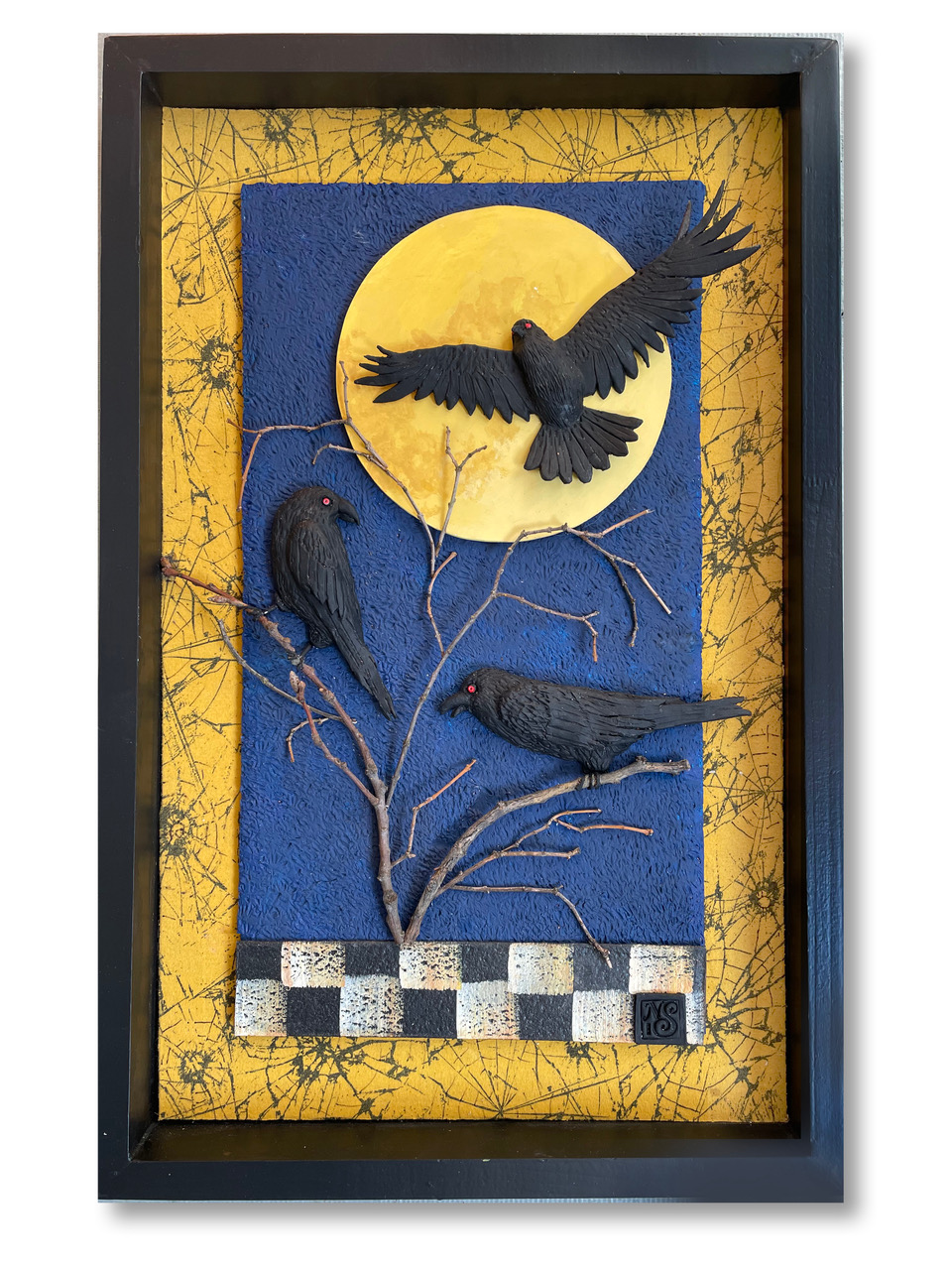 A Murder of Crows, by Nancy Sterling