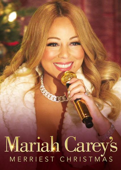 Mariah Carey's Merriest Christmas on Netflix UK