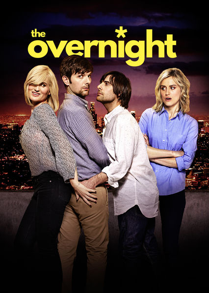 Image result for The Overnight netflix