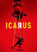 Icarus poster op Netflix België