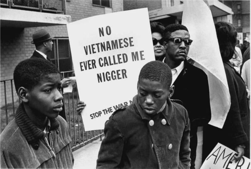 Anti war protest 1968