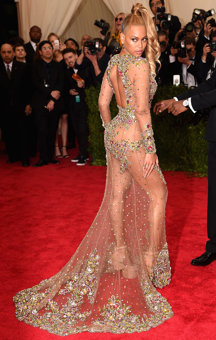 Dress Code Naked The Best And Worst Sheer Moments In The History Of Celebrity Fashion NSFW
