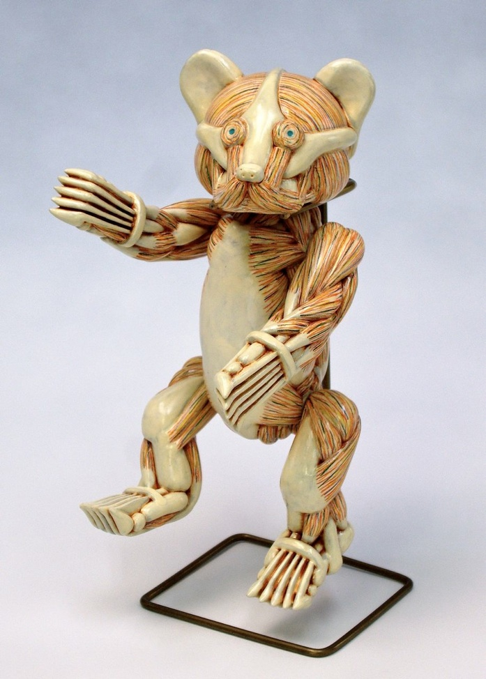 The Alien Anatomy Sculptures Of Masao Kinoshita Art Sheep