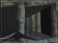 illusion, mixed media auf leinen, 30x40cm, 2018