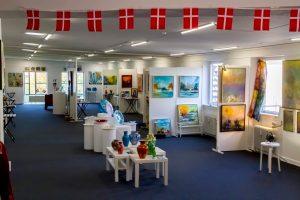 Nyt kunst-galleri åbner i Helsingørgade 29 i Hillerød