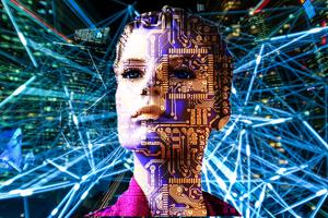 ai-art-head-android-robot-artist