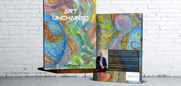 ART UNCHAINED by Sasko Rajcevski - Book 3D Presentation Orig (1)