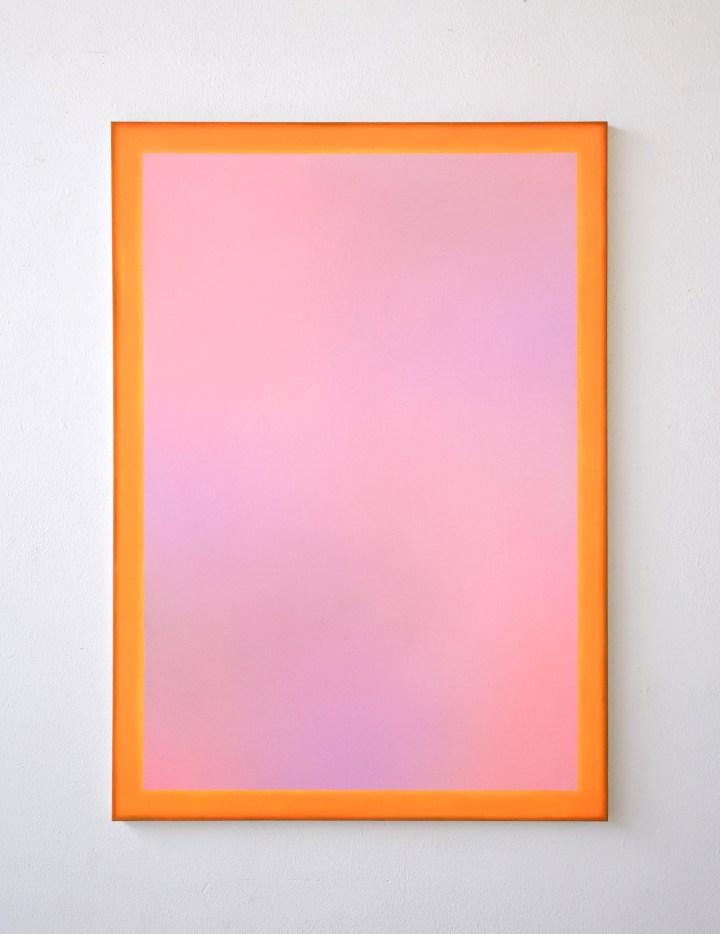 _Untitled (Rose and Orange)_