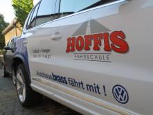 Fahrzeugbeschriftung - Hoffis