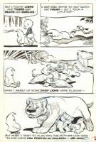 The Kluck Klams Pg. 2 Comic Art