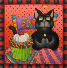 Art: Lead Me Not To Temptation by Artist Shelly Bedsaul