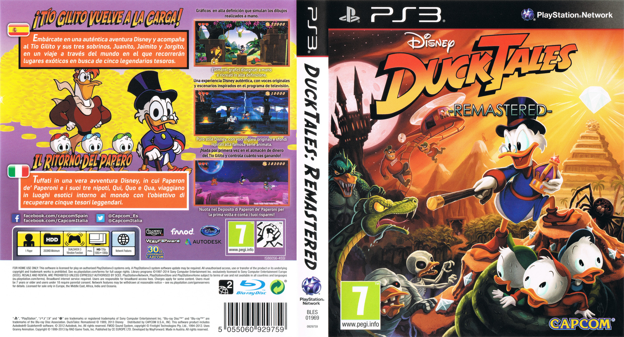 BLES01969 DuckTales Remastered
