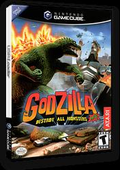 GZDE70 Godzilla Destroy All Monsters Melee