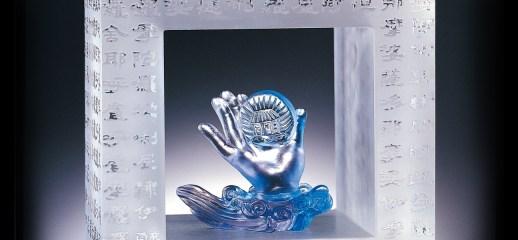 化宮殿手Hands of the Transformational Palace