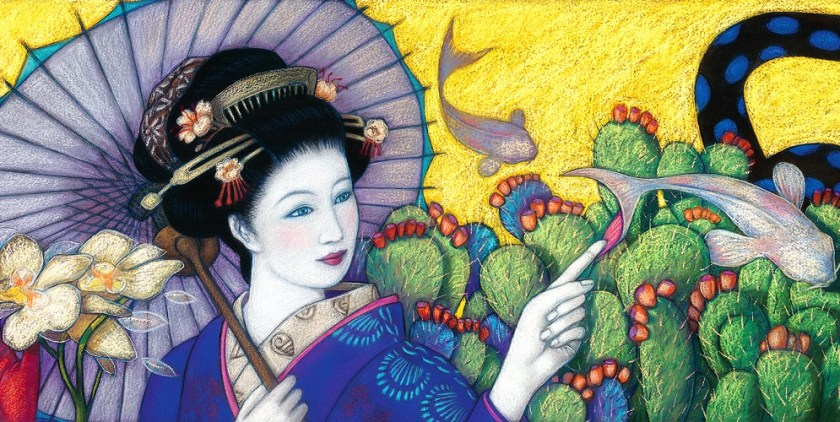 Judithe Hernandez, L.A. Sonata