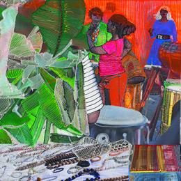Jaime Scholnick, Layered Histories