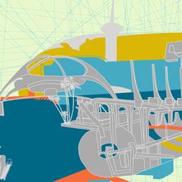 Kim Schoenstadt, Inglewood CA Series: Metro collection 1–10