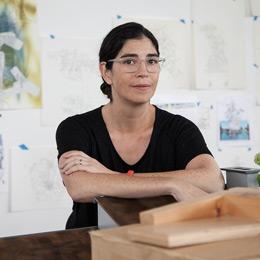 Portrait of Kim Schoenstadt