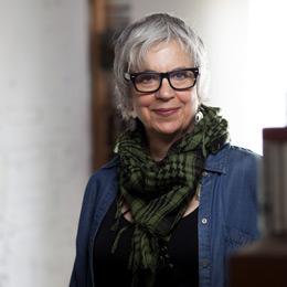 Portrait of Mara Lonner