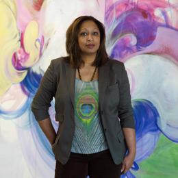 Portrait of Shinique Smith