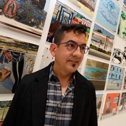 Portrait of Ken Gonzalez-Day