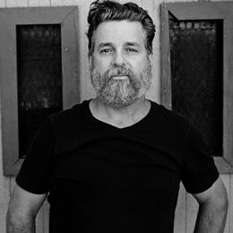 Portrait of Mark Dean Veca