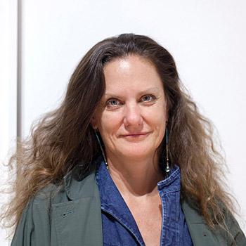 Portrait of Andrea Bowers